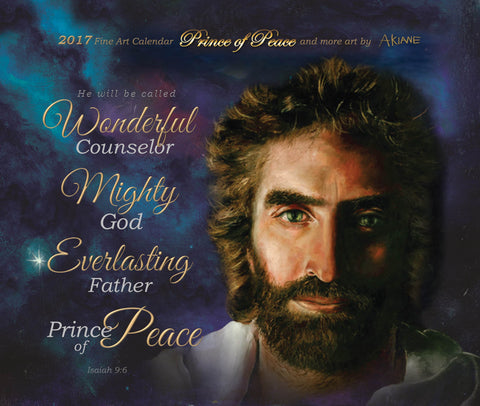 Prince of Peace by Akiane Kramarik