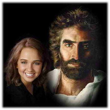 Akiane Kramarik's Prince of Peace painting