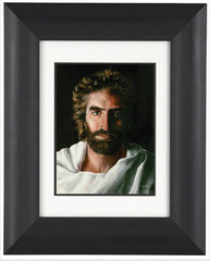 jesus prince of peace framed print of Jesus art by akiane kramraik available to purchase in 3 styles