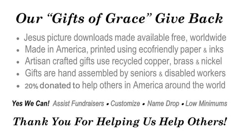 Akiane Art & SoulWorks gifts give back to help others in need