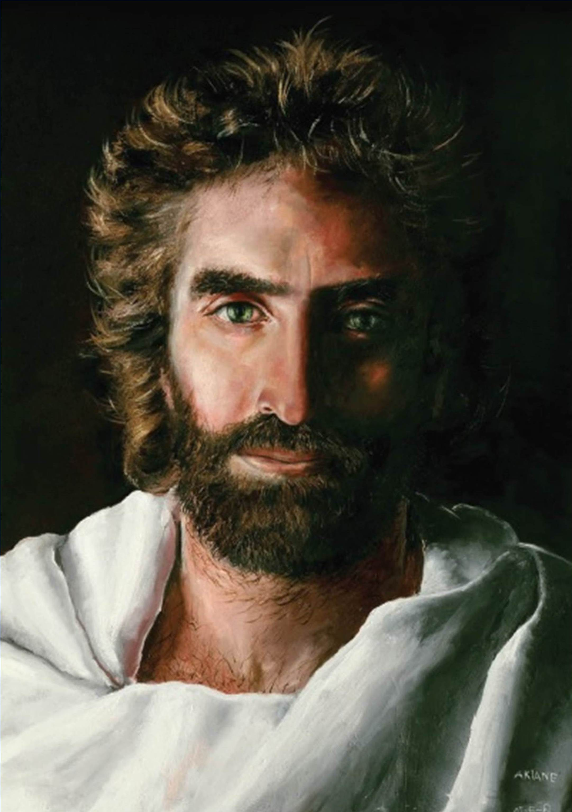 Jesus-Yeshus-Prince of Peace-painting-akiane kramarik-heave is for real-Lithuanian girl paint