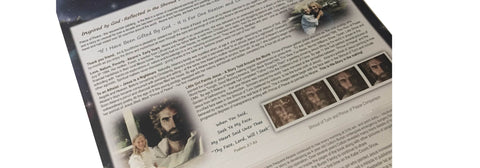 Bonus Calendar Pages:  Akiane Kramarik-Prince of Peace update by art-soulworks.com