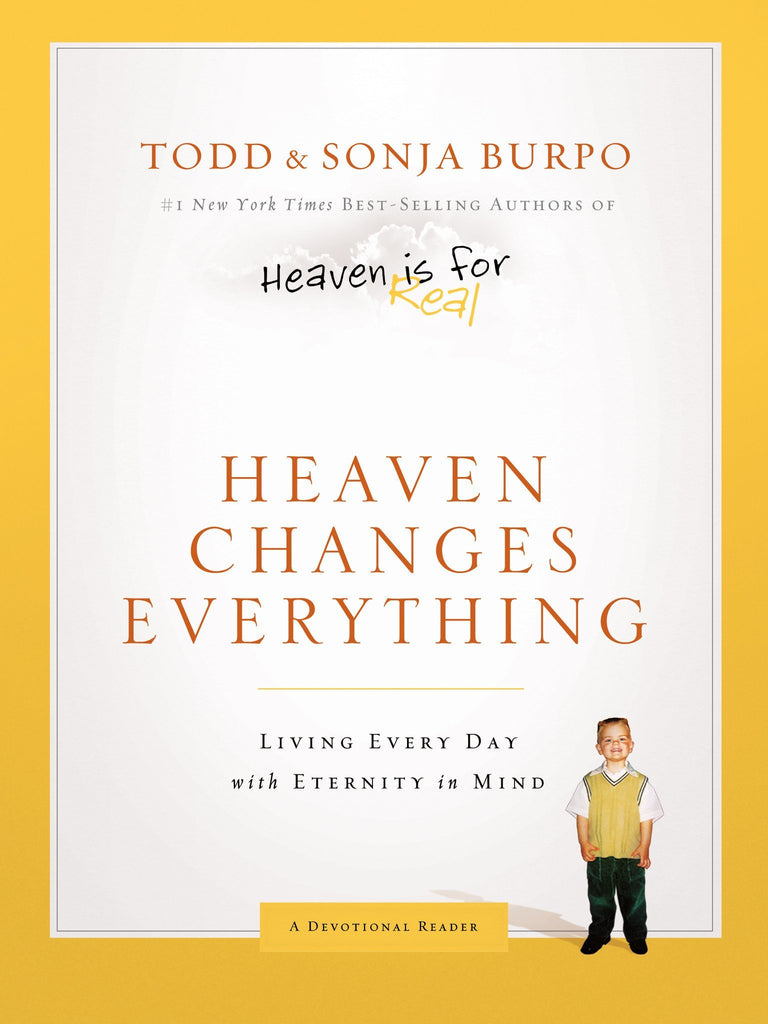 Heaven Changes Everything - HIFR - Hardcover @ www.art-soulworks.com