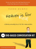 Heaven Is For Real - HIFR - DVD Based Conversation Set - Paperback with DVD