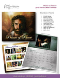 Interior Pages – 2014 Wall Calendar - Akiane Kramarik