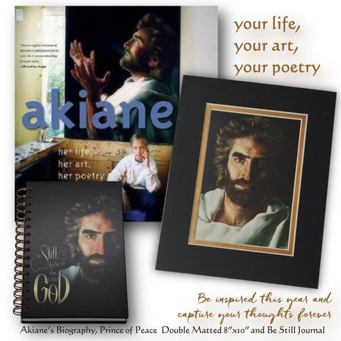 Your Life, Your Art, Your Poetry, Jesus & Akiane Ensemble