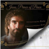 10 Pack - 2018 Prince of Peace Fine Art Wall Calendar