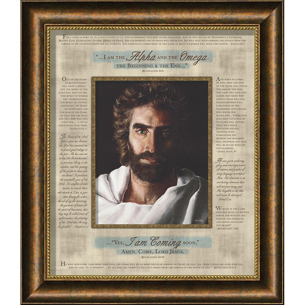 Prophetic Prince of Peace 23439 @ www.art-soulworks.com