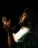 Father Forgive Them, Canvas & Prints by Akiane Kramarik