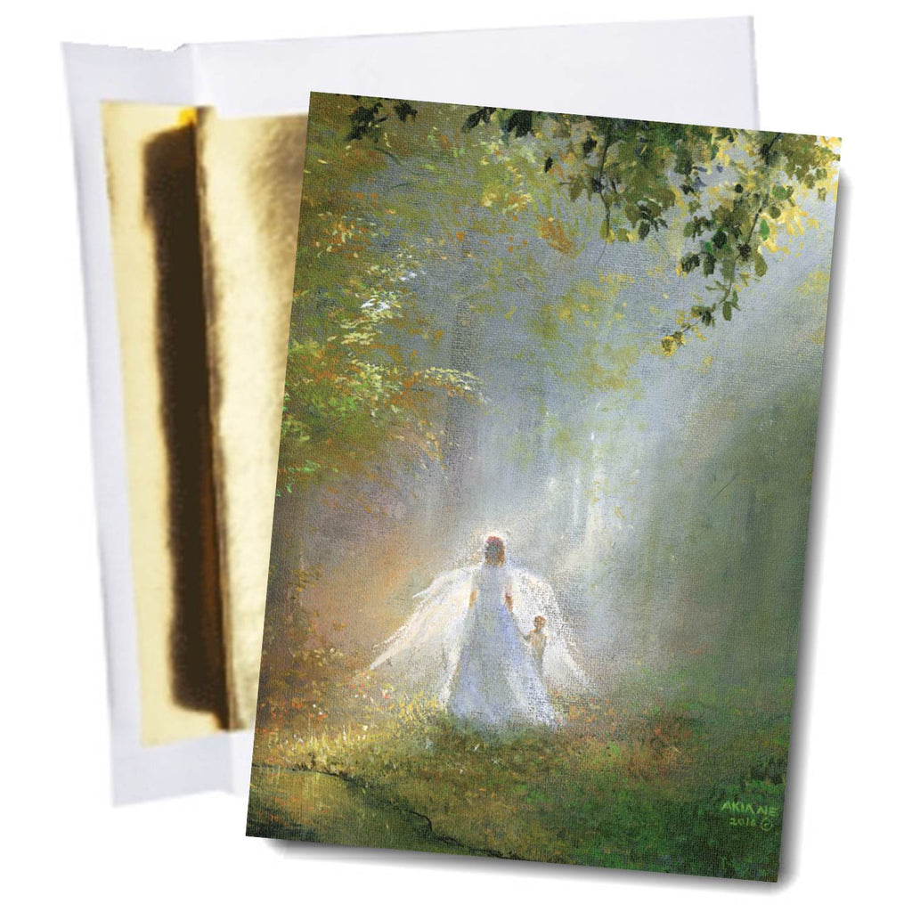 Guidance, Greeting Card / Single Note Card