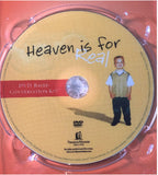 Heaven Is For Real - HIFR - DVD Based Conversation Set - Conversation Guide & DVD