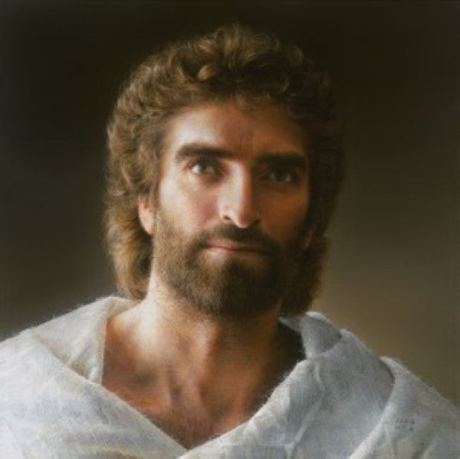 JESUS, Canvas & Fine Art Prints by Akiane Kramarik