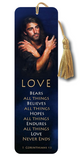 I AM love bookmark art by Akiane @ www.art-soulworks.com
