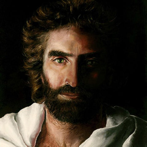 Prince of Peace, Canvas Prints, artist Akiane Kramarik