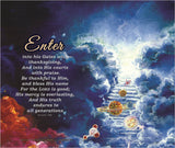 Returning Home & Psalms 100 interore calendar page 2-17