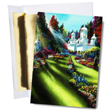 Supreme Sanctuary, Greeting Card / Single Note Card