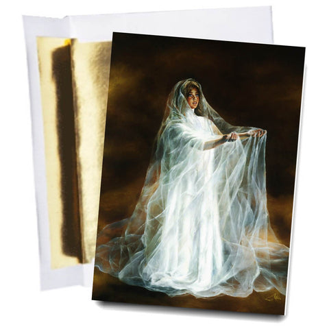 The Angel, Greeting Card / Single Note Card