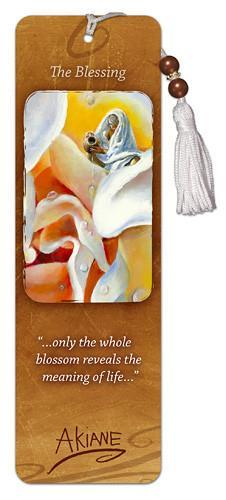 Blessings - Tasseled Bookmark - Akiane Kramarik @ www.art-soulworks.com