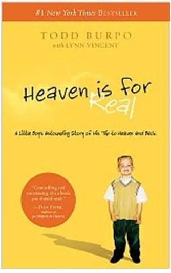 Heaven Is For Real - HIFR - Deluxe Edition - Hardcover @ www.art-soulworks.com