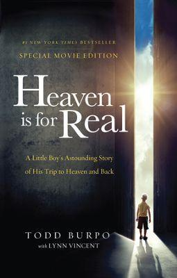 Heaven Is For Real - HIFR - Special Movie Edition - Paperback @ www.art-soulworks.com
