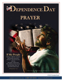 In Dependence Prayer Poster