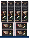 Jesus Bookmarks and Wallet Cards