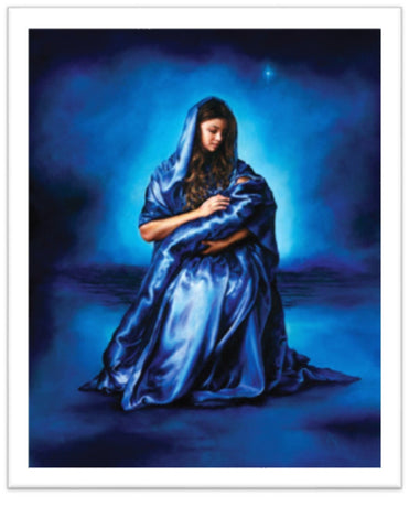 Jesus Picture Wallet or Witnessing Cards @ www.art-soulworks.com
