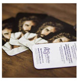 Prince of Peace Wallet or Witnessing Cards @ www.art-soulworks.com