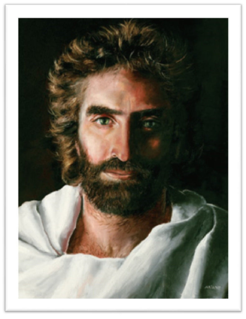 Prince of Peace - Paper Print - Heaven is for Real Picture of Jesus