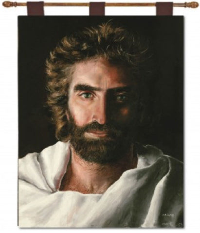 Prince of Peace - Wall-hanging - Tapestry @ www.art-soulworks.com