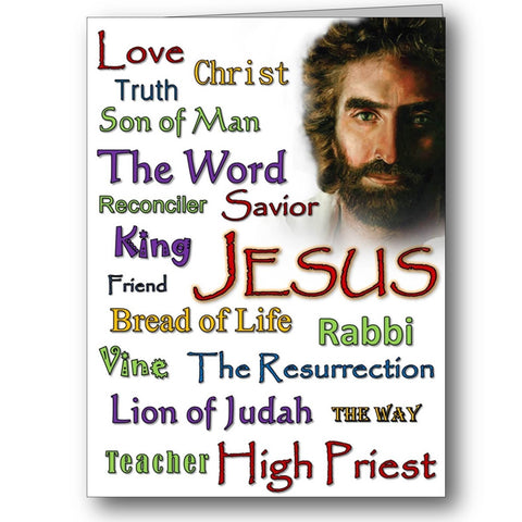 Names of God & Jesus Prince of Peace, ecard download @ www.art-soulworks.com
