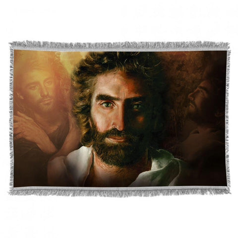 Jesus, Prince of Peace, Blanket, Throw or Wall-Hanging
