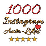 1000 Instagram Auto Likes per post - buy instagram followers cheap