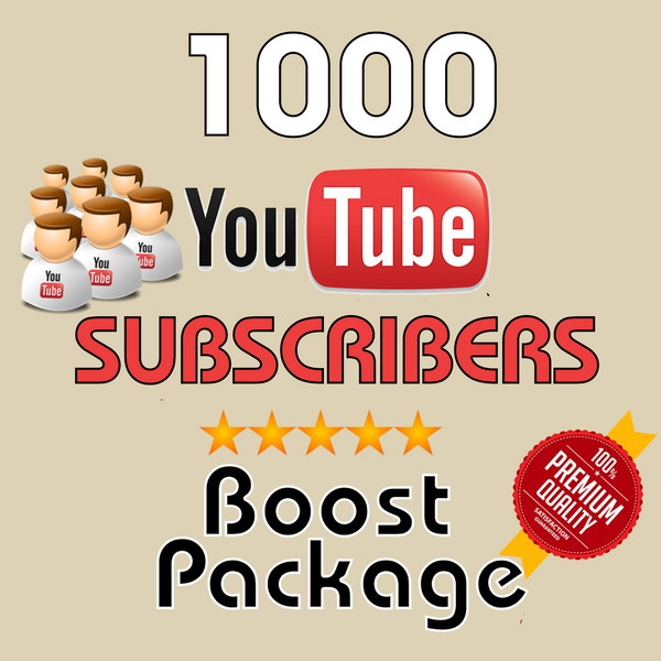 1000 YouTube Subscribers - buy instagram followers cheap
