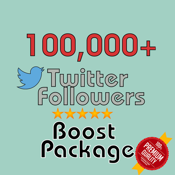 100000 Twitter Followers - buy instagram followers cheap