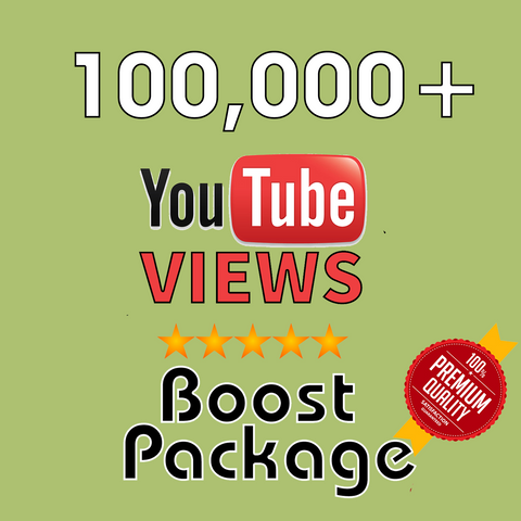 100000 YouTube Views - buy instagram followers cheap