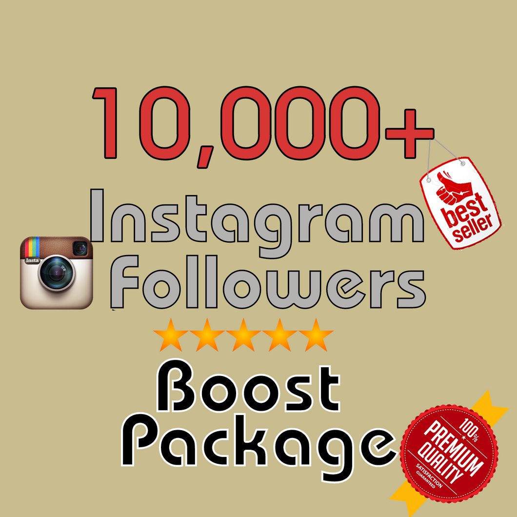 10000 Instagram Followers - Best Seller Product - buy instagram followers cheap