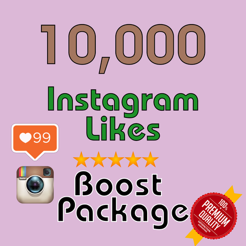 10000 Instagram LIKES - buy instagram followers cheap