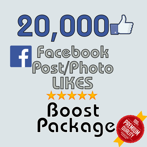 20000 Facebook Post Likes - buy instagram followers cheap