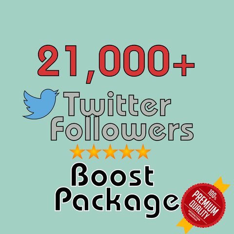 21000 Twitter Followers - buy instagram followers cheap