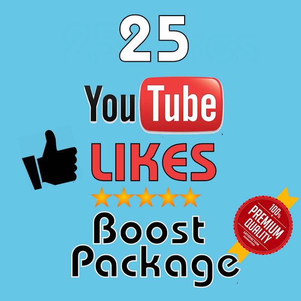 25 Real and HQ Youtube Likes - buy instagram followers cheap