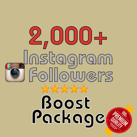 2000 Instagram Followers 24h/delivery - buy instagram followers cheap