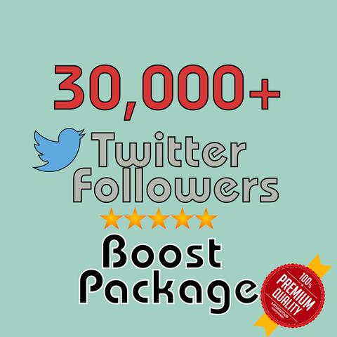 30000 Twitter Followers - buy instagram followers cheap