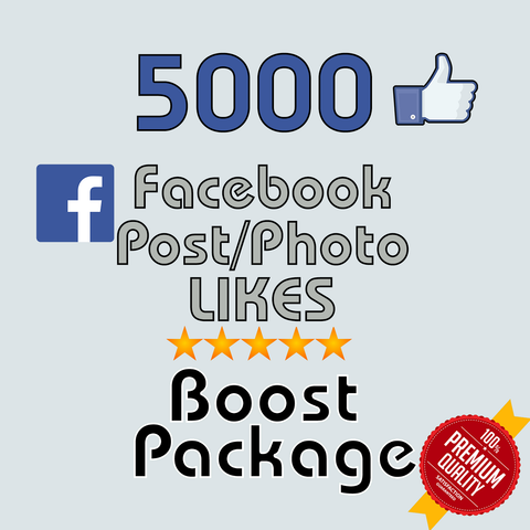 5000 Facebook Post Likes - buy instagram followers cheap