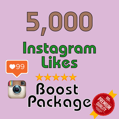 5000 Instagram LIKES - buy instagram followers cheap