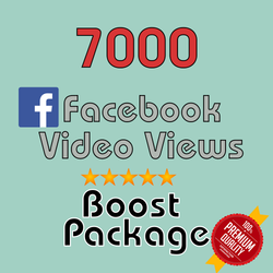 7,000 facebook video views - buy instagram followers cheap