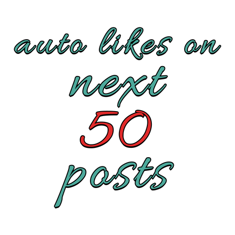 100 Instagram Auto Likes per post – TryFollowers