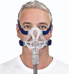 Resmed Quattro FX Full Face CPAP Mask with Headgear - Buy Resmed Direct