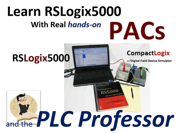 300 - 5 Day RSLogix/Studio5000 On SIte Class - $8,895.00 - 4 or fewer attendees