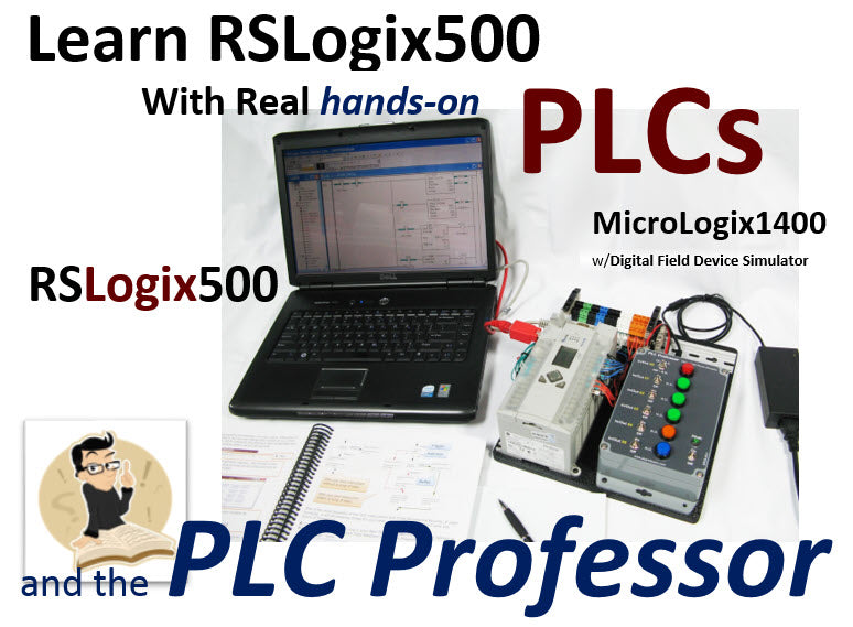 200 - 5 Day RSLogix500 On SIte Class - $7,795.00 - 4 Learners or less